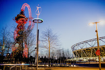 Queen Elizabeth Olympic Park, London, United Kingdom