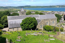 Collegiate Church Of St. Mary, Youghal, Ireland
