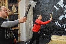 Tom O' Hawks Indoor Axe Throwing Events, Galway, Ireland