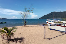 Pantai Carolina Bungus (Carolina Beach), Padang, Indonesia