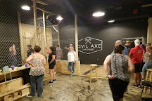 Civil Axe Throwing - Huntsville, Huntsville, United States