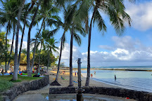 Kuhio Beach Hula Show, Honolulu, United States