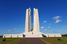 Monument et Parc commémoratifs du Canada à Vimy, Givenchy-en-Gohelle, France
