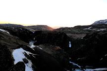 Troll Waterfalls, Borgarnes, Iceland