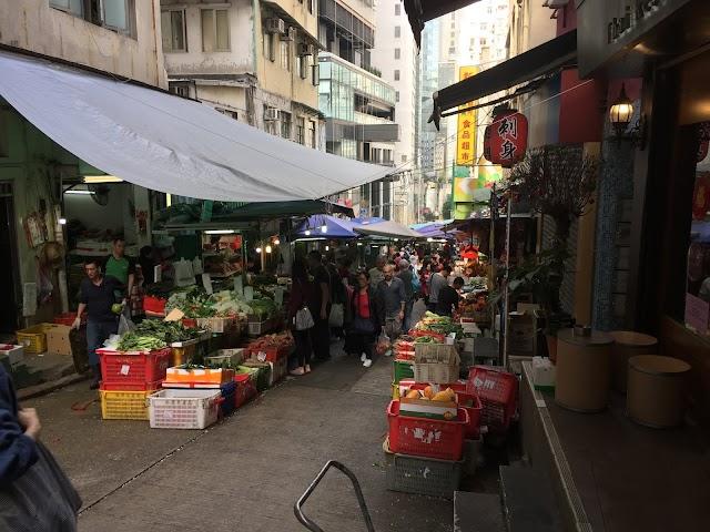 Graham St Market
