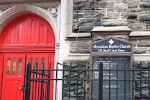 Abyssinian Baptist Church, New York City, United States