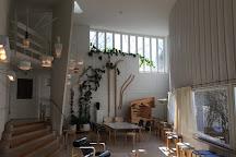 Alvar Aalto's studio, Helsinki, Finland