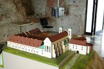 Benedictine Abbey of Tyniec, Krakow, Poland