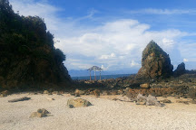 Diguisit Rock Formations, Baler, Philippines