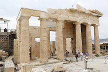 Propylaea, Athens, Greece