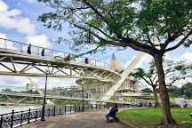 Golden Anniversary Bridge, Kuching, Malaysia