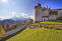 Castle of Gruyeres, Gruyeres, Switzerland