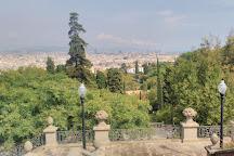 Jardines de Joan Maragall, Barcelona, Spain