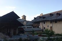 Abbaye de Boscodon, Embrun, France