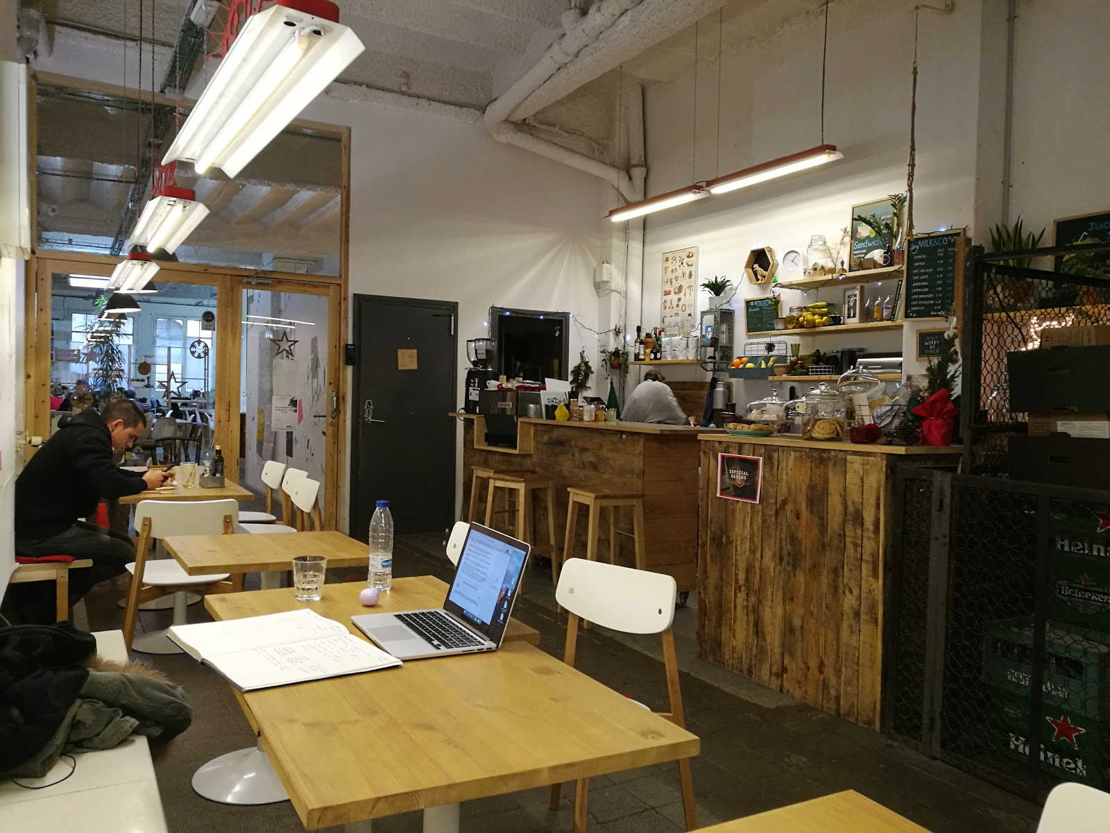 FabCafe Barcelona: A Work-Friendly Place in Barcelona