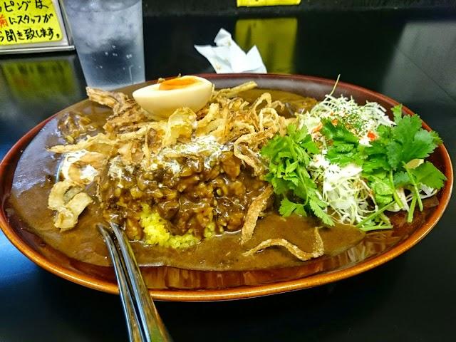 Curry wa Nomimono Akihabara shop