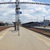 Железнодорожная станция  Prerov