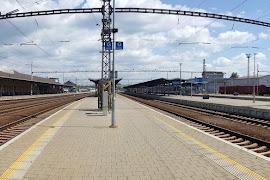 Железнодорожная станция  Přerov
