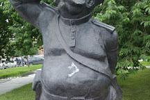 Traffic Lights Monument, Novosibirsk, Russia
