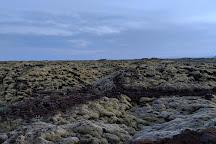Scenic Green Lava Walk, Kirkjubaejarklaustur, Iceland