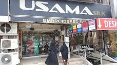 Usama Silk Islamabad (Boutique)