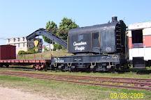 New Brunswick Railway Museum, Hillsborough, Canada