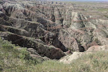 Bigfoot Pass Overlook, Badlands National Park, United States