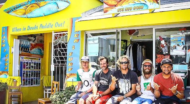 Wavecrest Surf School