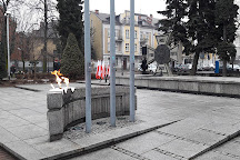 Tomb of the Unknown Soldier, Oswiecim, Poland