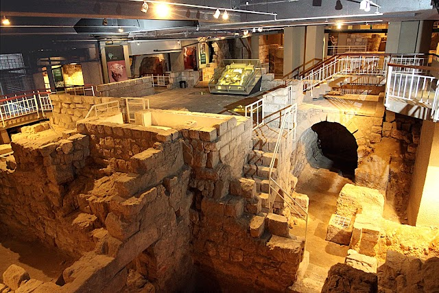 הרובע ההרודיאני - The Wohl Archaeological Museum