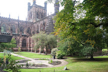 Chester Cathedral Falconry and Nature Gardens, Chester, United Kingdom