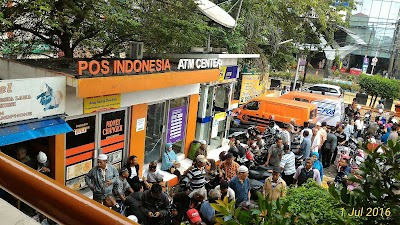 Kantor Pos Tangerang Banten Telepon 62 21 55795418