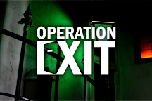 Operation Exit, The Hague, The Netherlands