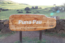 Puna Pau, Hanga Roa, Chile