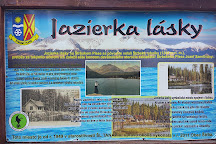 Jazierka lasky, Strbske Pleso, Slovakia