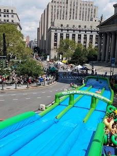 Foley Square new-york-city USA