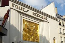 Theatre Les Feux de la Rampe, Paris, France