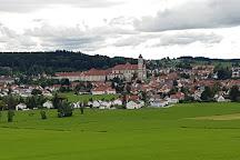 Abbey of Ottobeuren, Bavaria, Germany