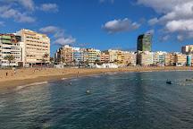 Playa del Confital, Las Palmas de Gran Canaria, Spain