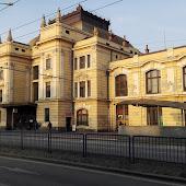 Железнодорожная станция  Ceske Budejovice