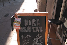 Rabbit Bike, Barcelona, Spain