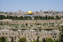 Mt of Olives, Jerusalem, Israel