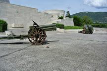Sacrario Militare di Oslavia, Oslavia, Italy