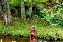Antanas Cesnulis Sculpture Park, Druskininkai, Lithuania