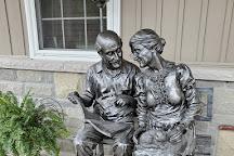 The Welder's Wife, Beaverton, Canada