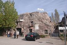 La casa de piedra, Alcolea del Pinar, Spain