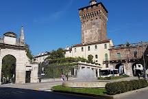 Giardino Salvi, Vicenza, Italy