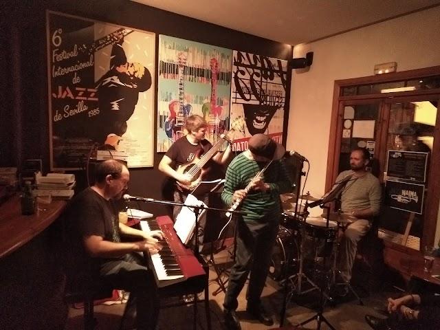 Jazz Naima Sevilla