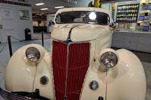 Wally Parks NHRA Motorsports Museum, Pomona, United States