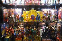 Hall of Heroes Super Hero Museum, Elkhart, United States